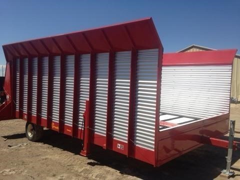 2018 Gruetts SUPER 6950 Feed Wagon
