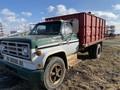 1974 GMC 6000 Semi Truck
