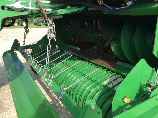 2015 John Deere L330 Big Square Baler