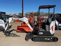 2019 Bobcat E20 Excavators and Mini Excavator