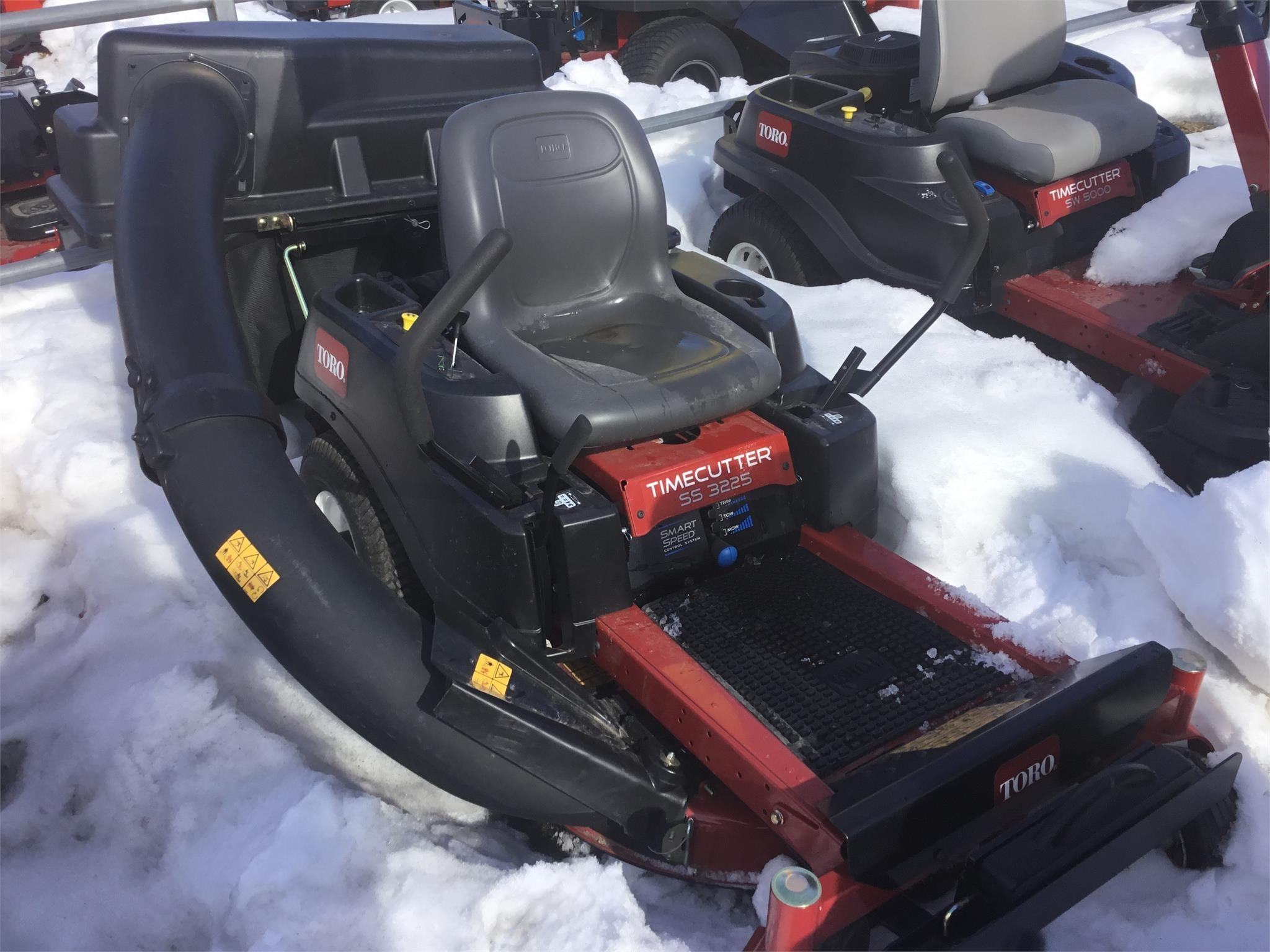 Toro SS3225 Lawn and Garden