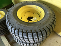 2019 Galaxy 12-16.5 R3 Turf Rear Tires Wheels / Tires / Track