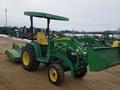 2007 John Deere 3720 Tractor