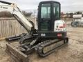 2014 Bobcat E55 Excavators and Mini Excavator