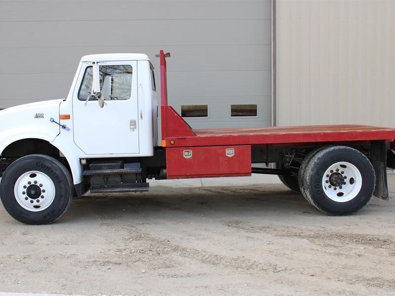 Used International 4700 Semi Trucks For Sale Machinery Pete