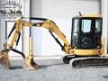 2016 Caterpillar 303CR Excavators and Mini Excavator
