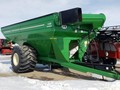 2011 J&M 1326-22D Grain Cart