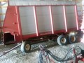 2001 Miller Pro 5100 Forage Wagon