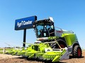 2018 Claas Jaguar 970 Self-Propelled Forage Harvester