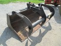 Farmhand 60 Loader and Skid Steer Attachment