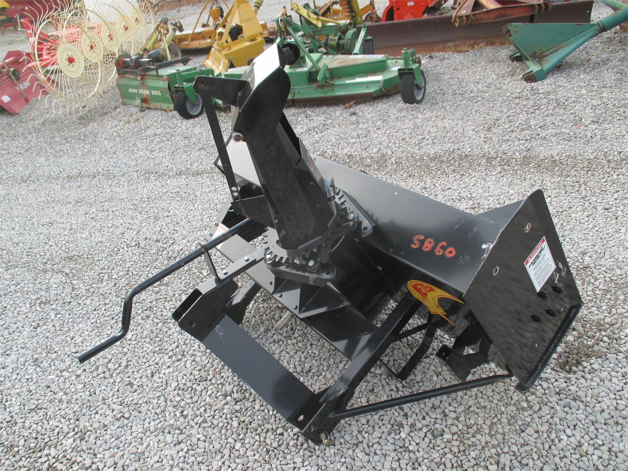 MK Martin SB60 Snow Blower