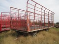 Meyer 8x18 Bale Wagons and Trailer
