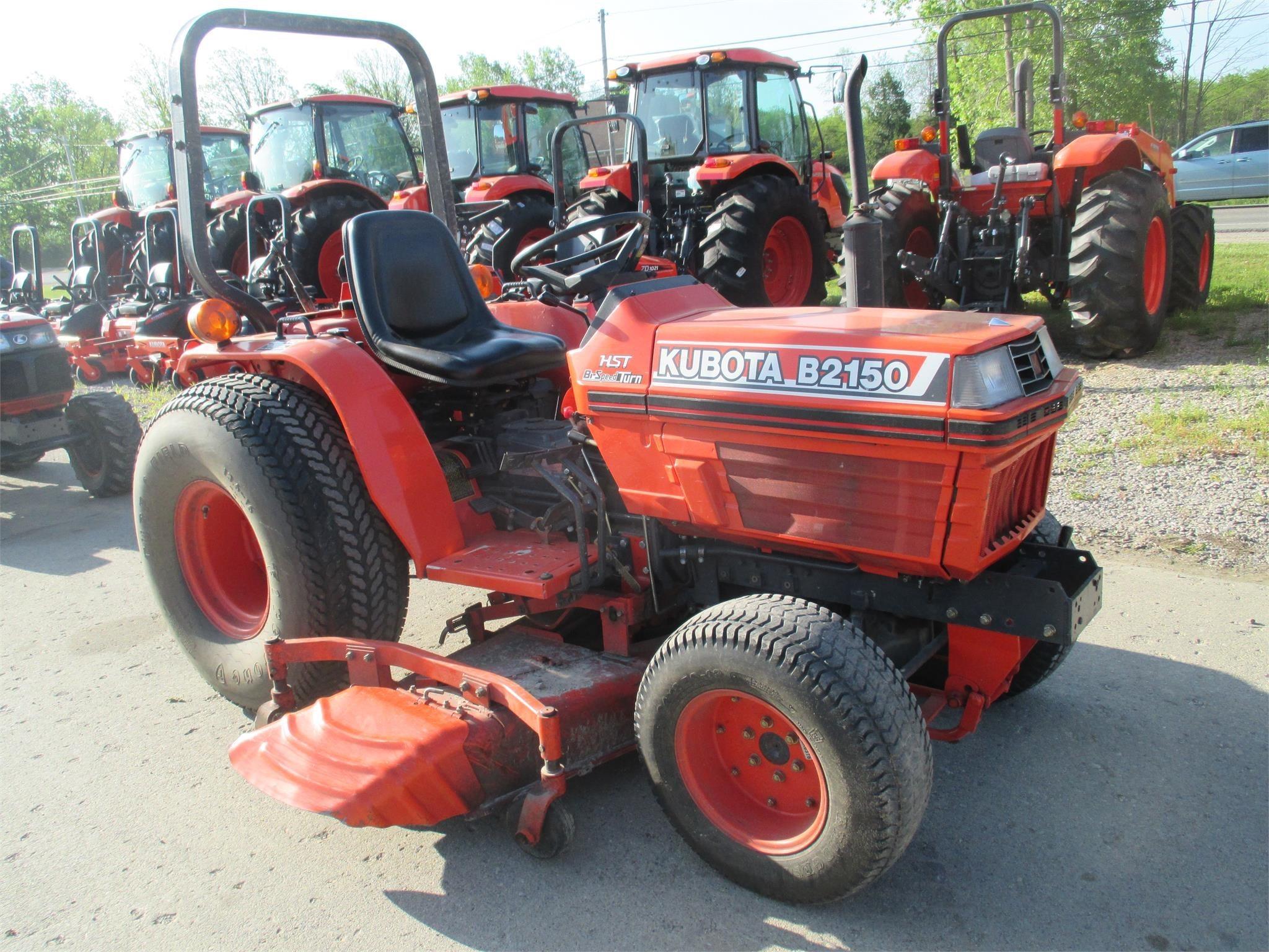 1994 Kubota B2150 Tractor