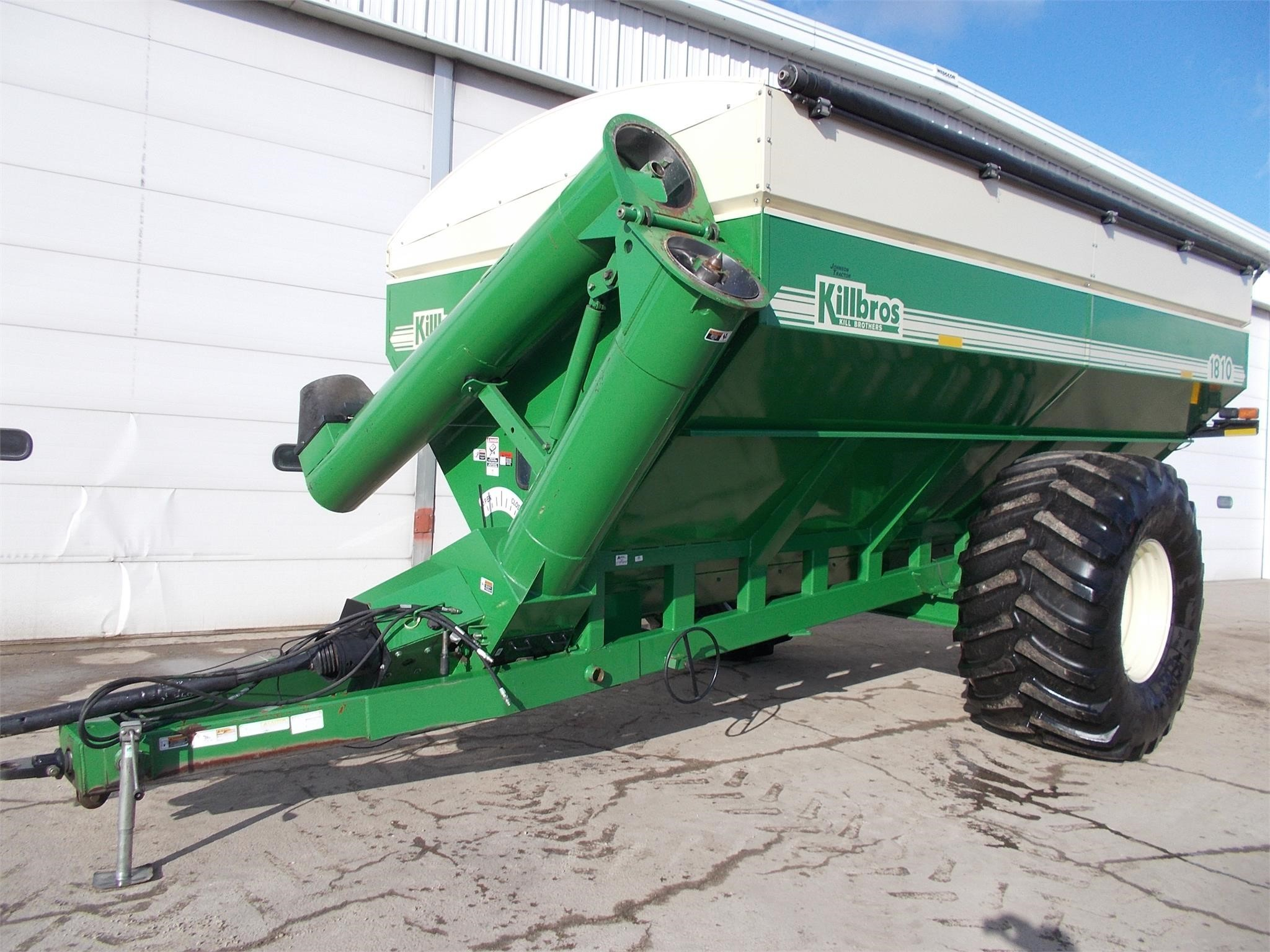 Killbros 1810 Grain Cart