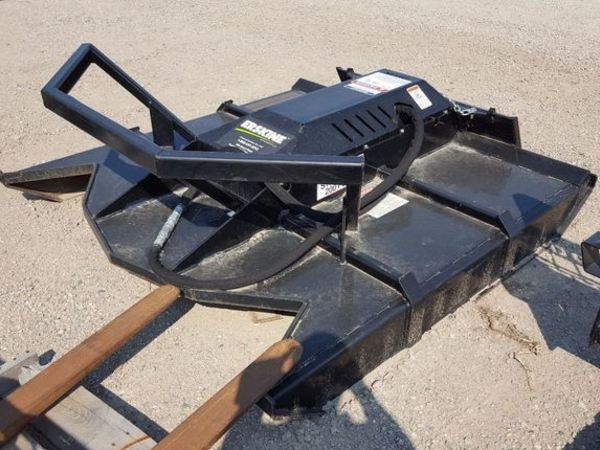 Used Erskine Brush Cutter Loader and Skid Steer Attachments