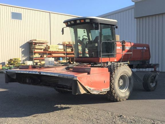 2007 Massey Ferguson 9635 Self-Propelled Windrowers and Swather