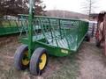 2020 Stoltzfus 8x20 Feed Wagon