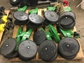 2015 John Deere MaxEmerge Twin Row Planter Units Planter and Drill Attachment