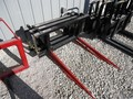HLA 2 Prong Bale Spear, EURO/GLOBAL Quick Attach Hay Stacking Equipment