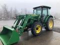 2011 John Deere 5083E 40-99 HP