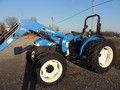 2011 New Holland Workmaster 65 40-99 HP