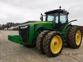 2012 John Deere 8285R 175+ HP