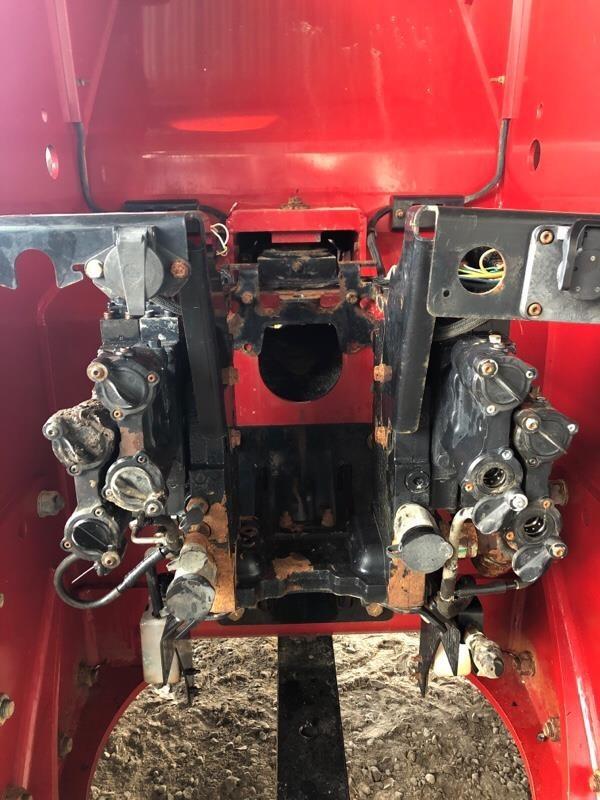 2017 Case IH Steiger 420 HD Tractor