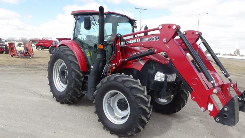 2019 Case IH Farmall 100C Tractor