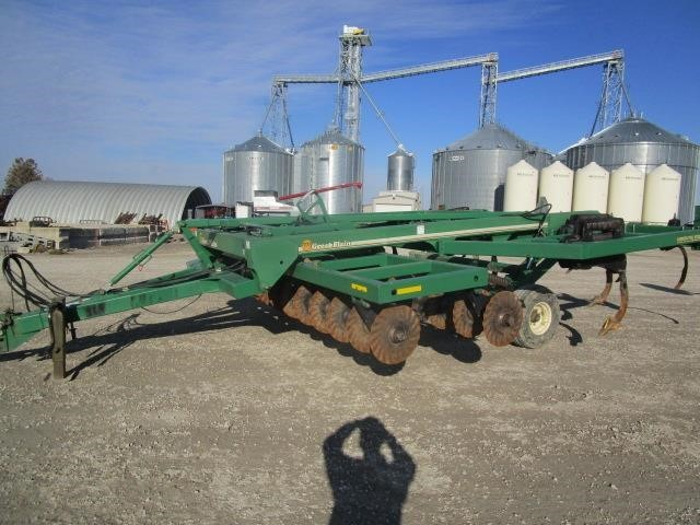 Great Plains VT6360A Vertical Tillage