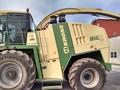 Krone BIG X 1100 Self-Propelled Forage Harvester