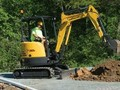 2020 New Holland E30C Excavators and Mini Excavator