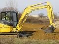 2020 New Holland E55BX Excavators and Mini Excavator
