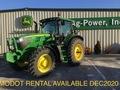 2020 John Deere 6145R 100-174 HP