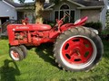 1953 Farmall Super C Under 40 HP