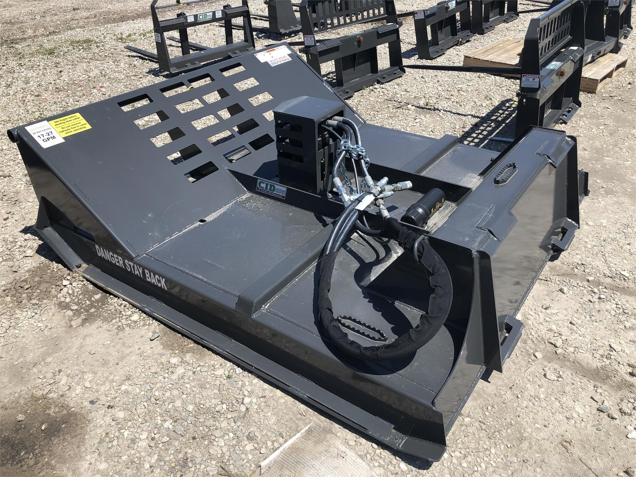 2019 CID XBC172772 Loader and Skid Steer Attachment