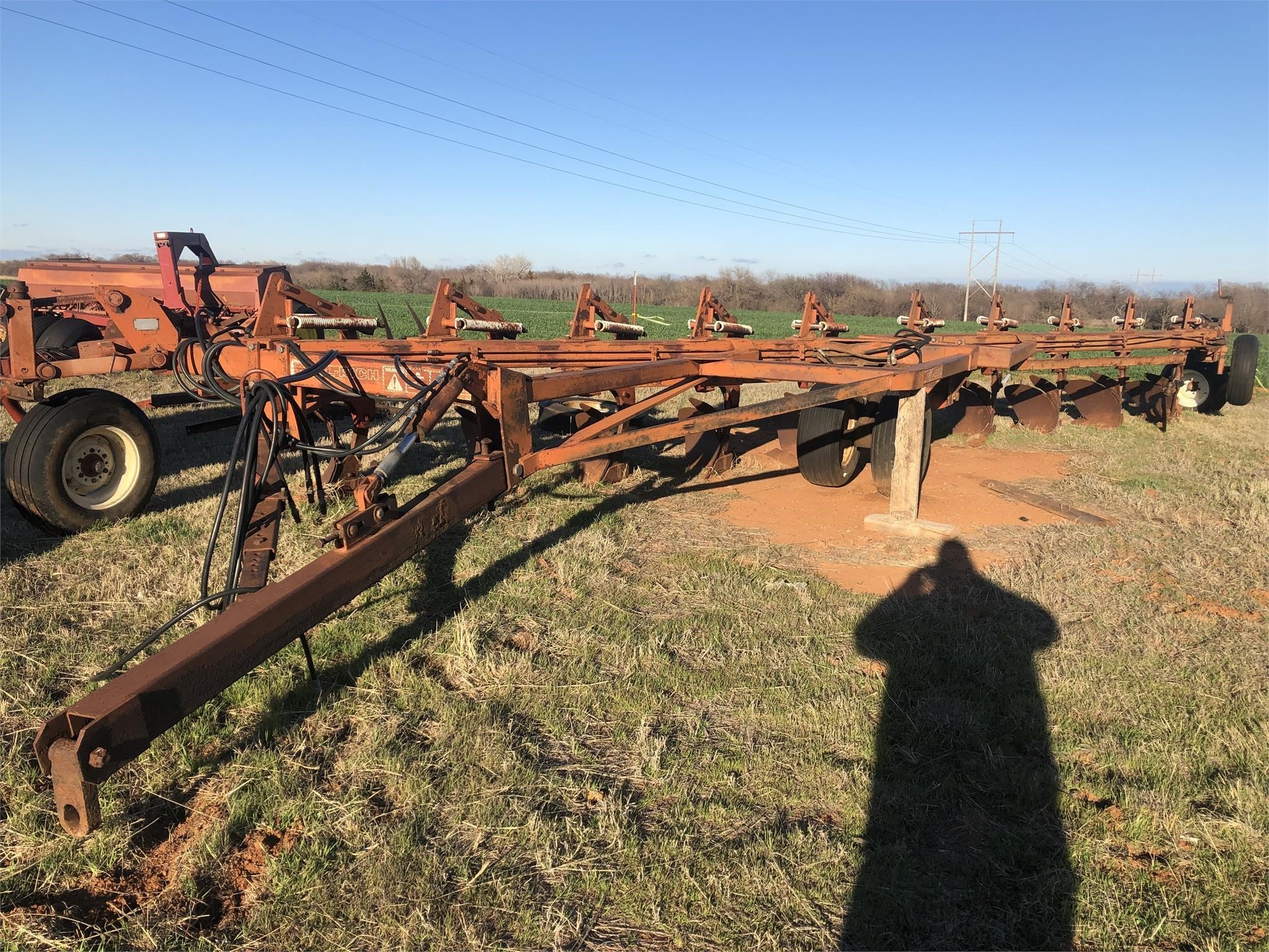 Wil-Rich 1290 Plow