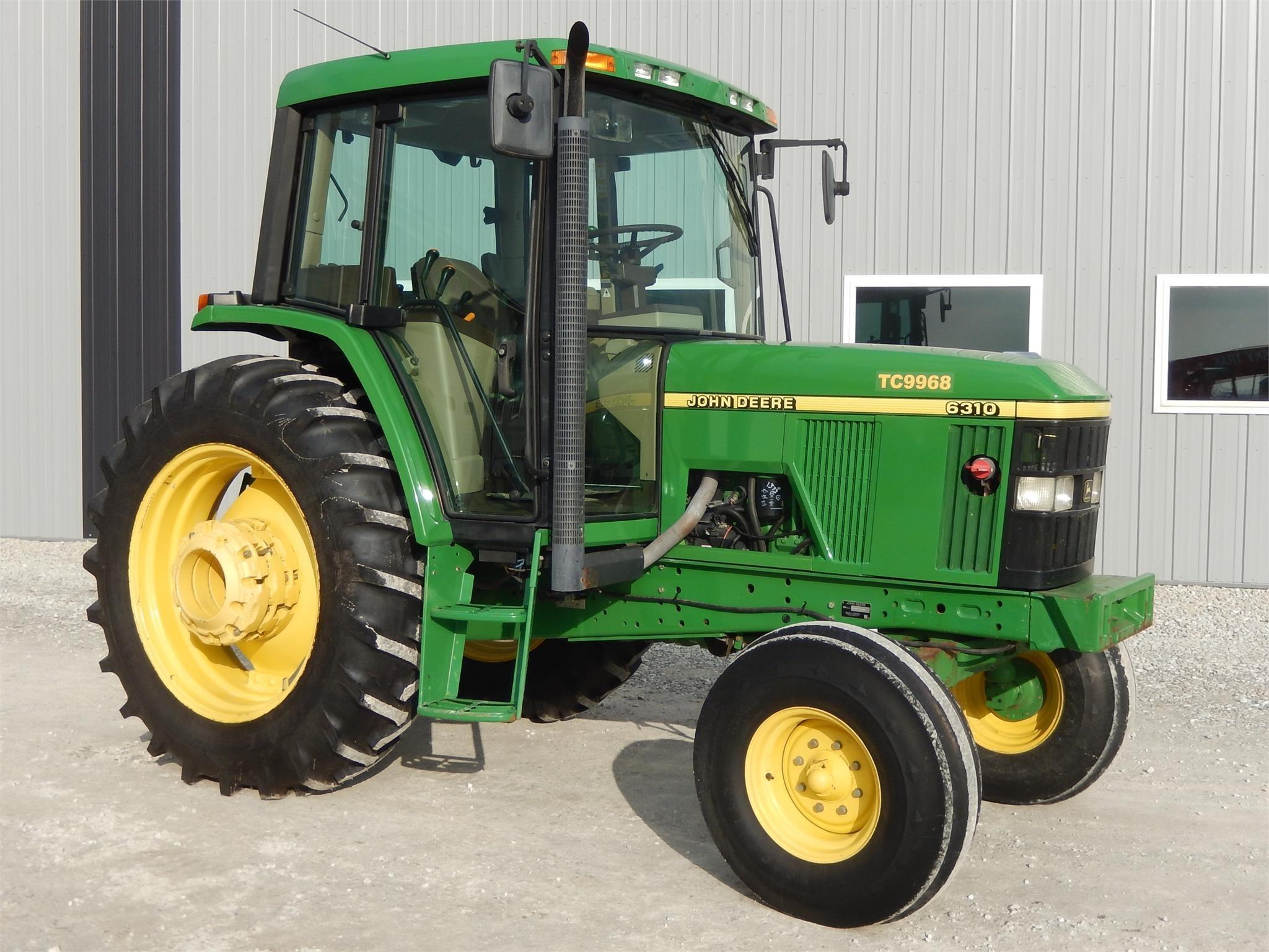 1999 John Deere 6310 Tractor