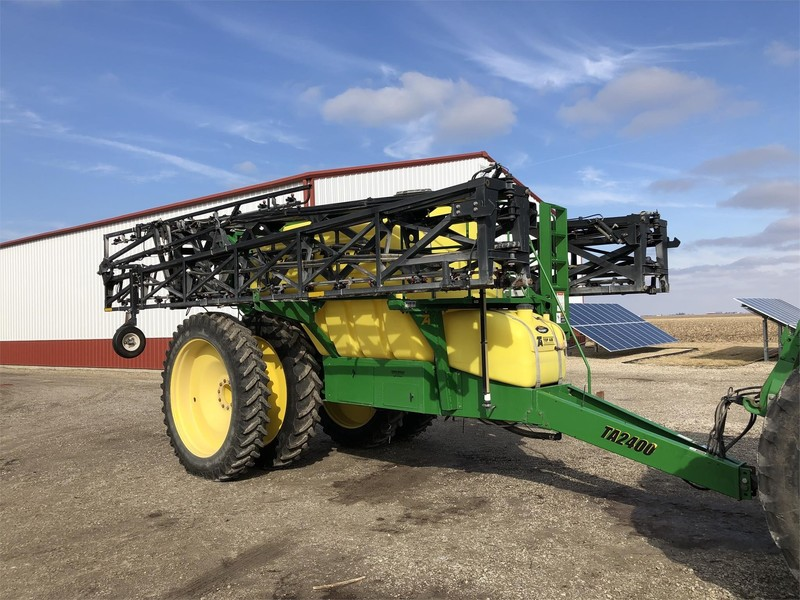 Used Top Air Ta2400 Pull Type Sprayers For Sale Machinery Pete