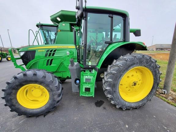 2019 John Deere 6120M Tractor