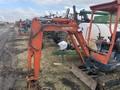 Kubota KX41-2V Excavators and Mini Excavator