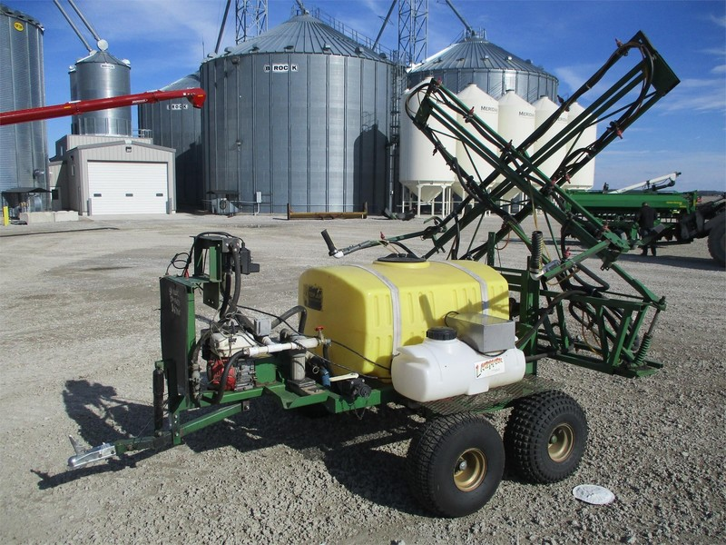 Used Top Air Atv Pull Type Sprayers For Sale Machinery Pete