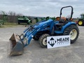 2000 New Holland TC35 Under 40 HP