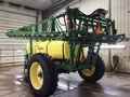 2006 Summers Manufacturing ultimate pull type 1500 gallon Pull-Type Sprayer
