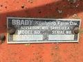 Brady 3550 Field Cultivator