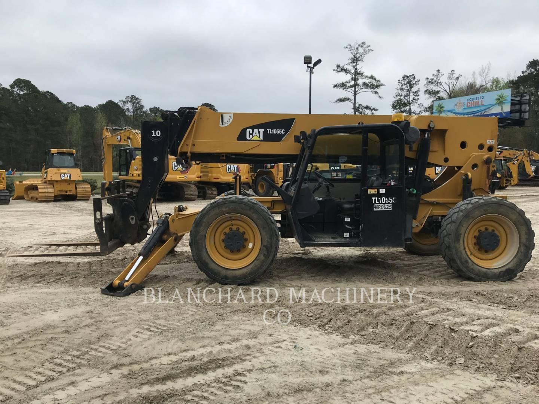 2013 Caterpillar TL1055C Telehandler