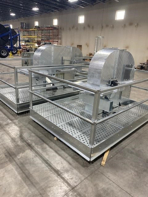 2019 FEP 5K65 Augers and Conveyor