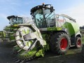 2016 Claas Jaguar 860 Self-Propelled Forage Harvester