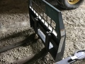 2008 Woods PF4448 Loader and Skid Steer Attachment