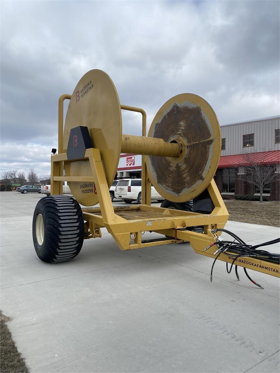 2016 Bazooka Farmstar 1810 Manure Pump