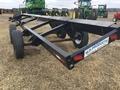 2011 MD Products 38 Header Trailer
